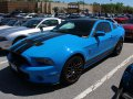 Ford - Shelby II (facelift 2010) - GT 500 5.8 V8 (672 Hp)