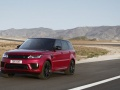 Technical specifications and fuel economy of Land Rover Range Rover Sport
