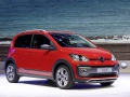 2016 Volkswagen Cross Up! (facelift 2016) - Ficha técnica, Consumo, Medidas