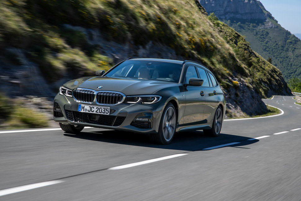 Bmw 3 Series Technical Specs Fuel Consumption Dimensions