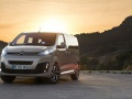 Technical specifications and fuel economy of Citroen SpaceTourer
