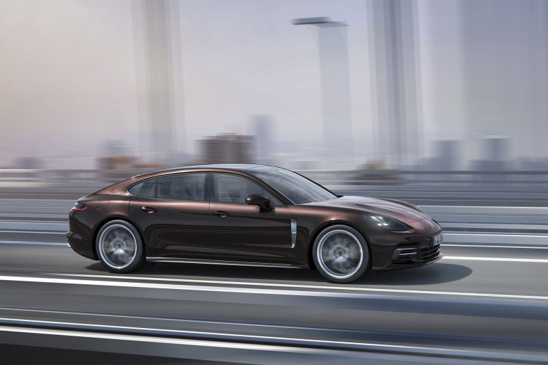 Porsche Panamera (G2) 4S 2.9 V6 (440 Hp) 4x4 PDK - Technical Specs, Fuel consumption, Dimensions