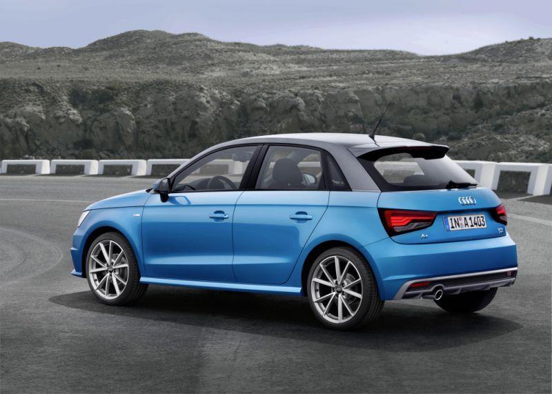 Images Of Audi A1 Sportback 8x Facelift 2014 220
