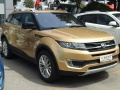 2015 Landwind X7 - Technical Specs, Fuel consumption, Dimensions