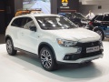 Technical specifications and fuel economy of Mitsubishi ASX