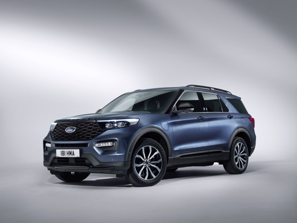 New Ford Explorer >> All New Ford Explorer Plug In Hybrid A Perfect Car For A
