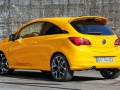 Opel Corsa E 3-door - Technical Specs, Fuel consumption, Dimensions