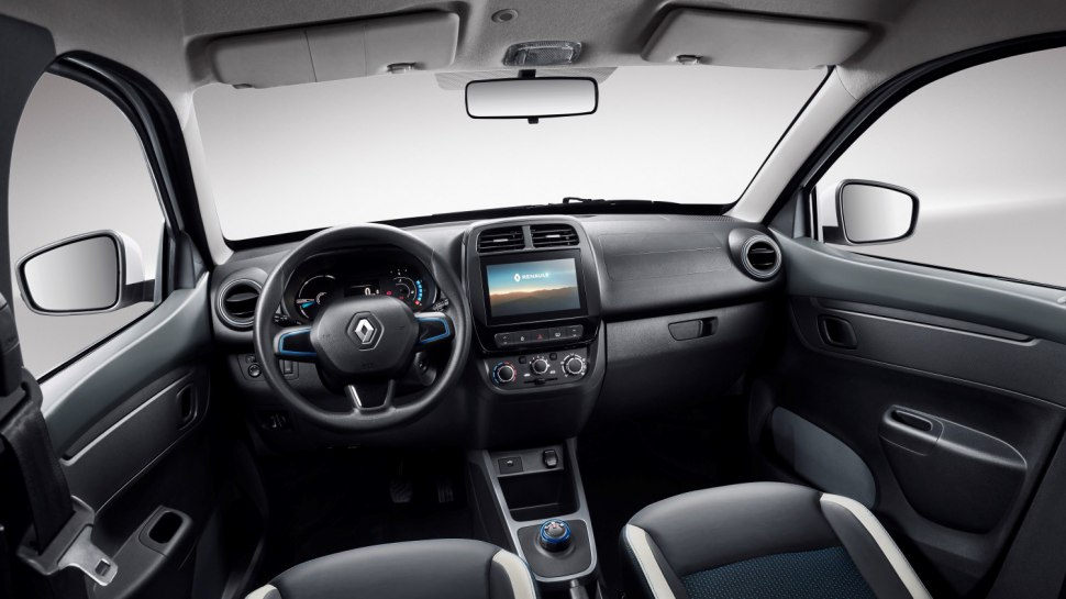 Renault-City-K-ZE-2019 interior