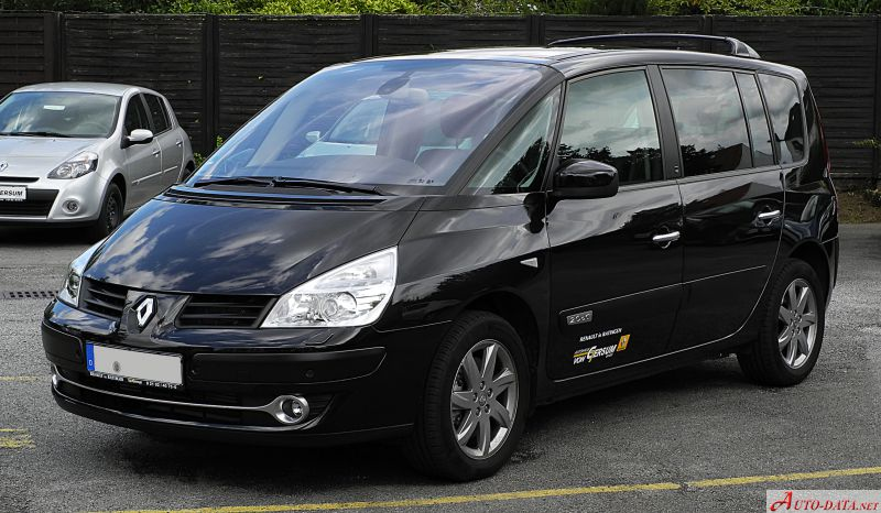 2010 Renault Espace IV (Phase III) - Foto 1