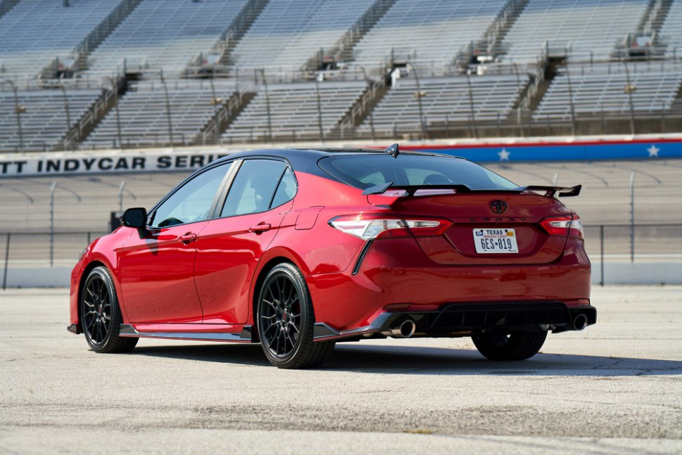 2020 Toyota Camry The Best Midsize Sedan Ever