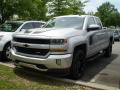 Chevrolet - Silverado 1500 Double Cab III (facelift 2016) Standard Box - 5.3 V8 EcoTec3 (355 Hp) 4WD Automatic 6AT