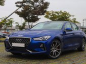 Genesis G70 - blue, interesting facts