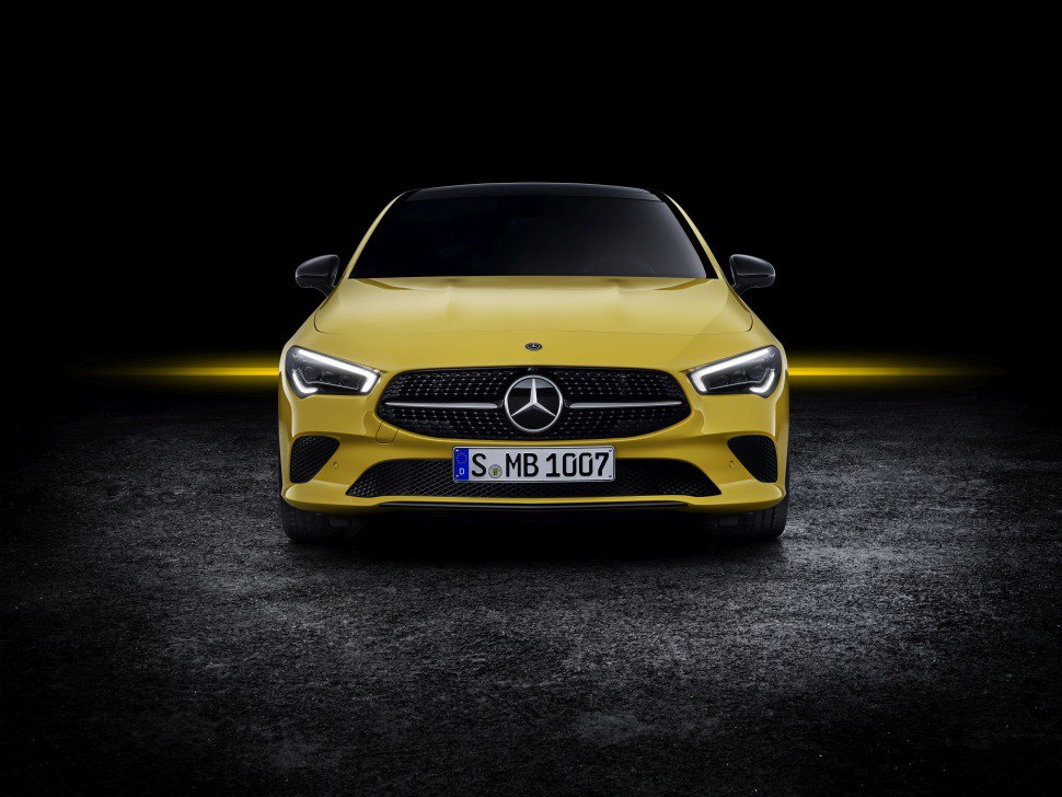Mercedes-Benz CLA Shooting Brake (X118) CLA 200d (150 Hp) DCT - Technical Specs, Fuel consumption, Dimensions