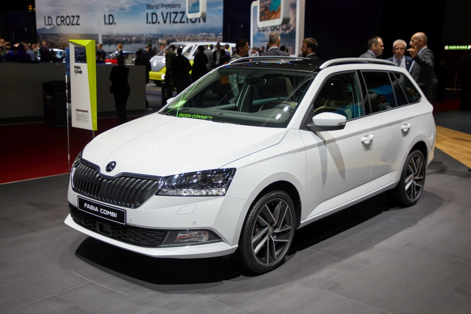 skoda - fabia - technical specifications, fuel economy (consumption)