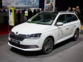 Technical specifications and fuel economy of Skoda Fabia