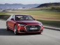 Audi A8 - Technical Specs, Fuel consumption, Dimensions