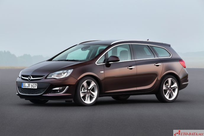 Opel Insignia Sports Tourer (A, facelift 2013) - Foto 1
