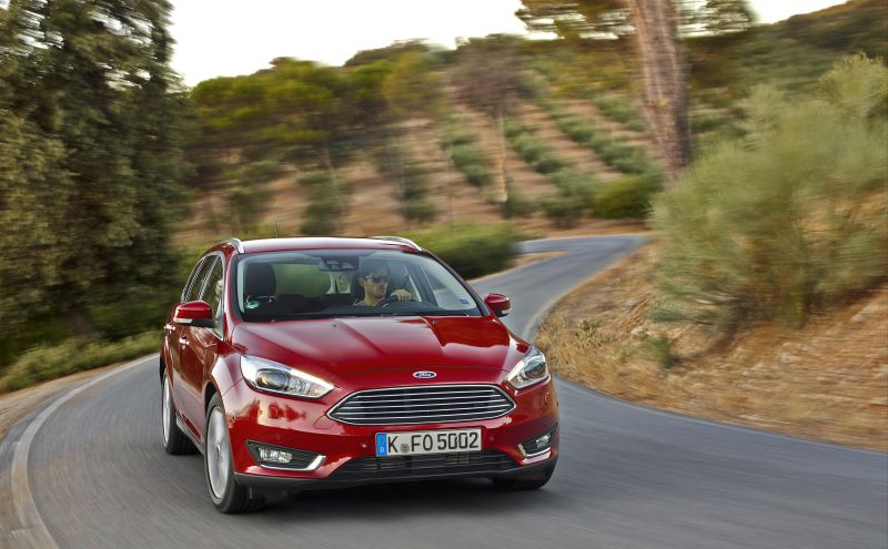 2014 Ford Focus III Wagon (facelift 2014) - Фото 1