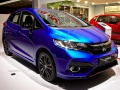 Technical specifications and fuel economy of Honda Jazz