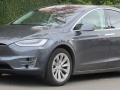 Technical specifications and fuel economy of Tesla Model X
