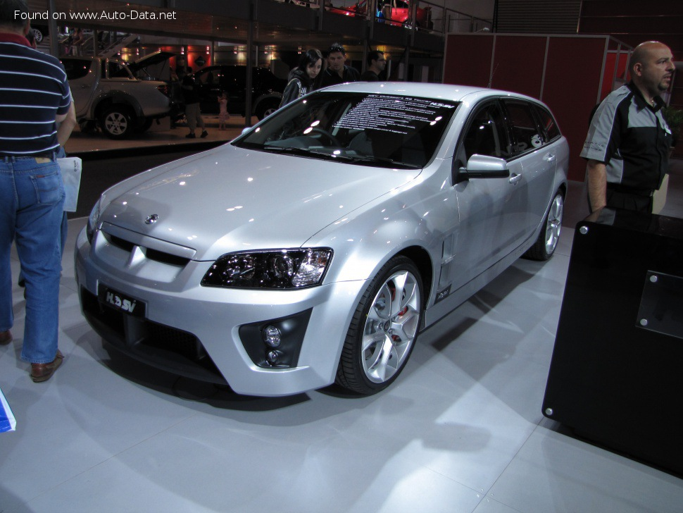 2008 HSV Clubsport Tourer (VE) - Photo 1