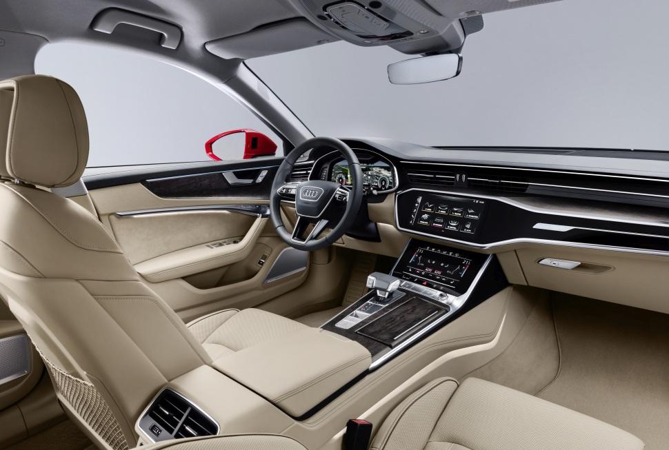 Bilder Audi A6 Limousine C8 25 41