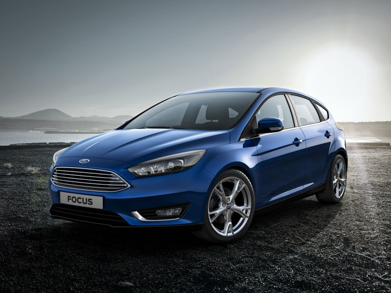 2014 Ford Focus III Hatchback (facelift 2014) - Bild 1