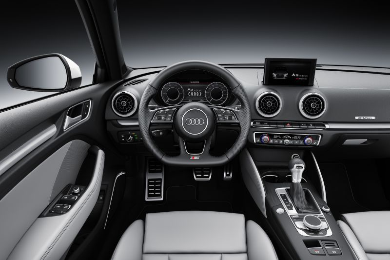 Audi A3 Sportback 8v Facelift 2016
