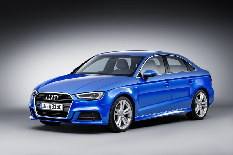 2017 Audi A3 Sedan (8V facelift 2016) - Kuva 1