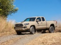 Technical specifications and fuel economy of Toyota Tacoma