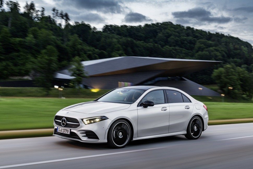Mercedes Benz A Class Technical Specs Fuel Consumption