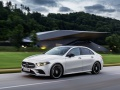 Mercedes-Benz A-class Sedan (V177) - Tekniske data, Forbruk, Dimensjoner