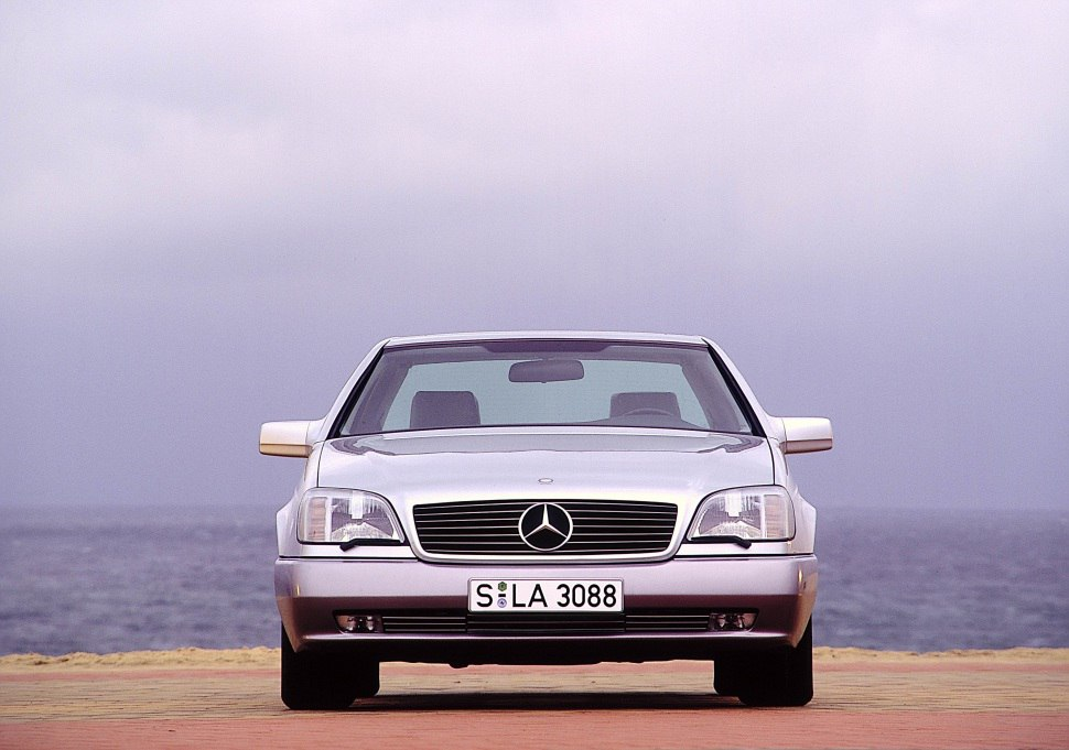 1992 Mercedes-Benz Classe S Coupe (C140) - Photo 1