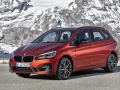 BMW - 2er Active Tourer (F45 LCI, facelift 2018) - 220d (190 Hp) Steptronic