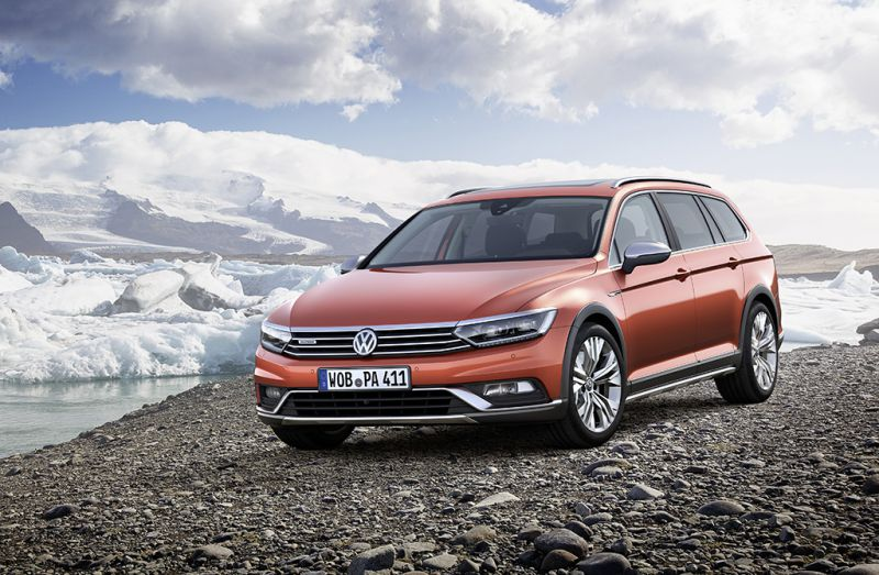 volkswagen - passat - technical specifications, fuel economy