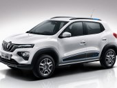 City K-ZE –  Renault's first step on the Chinese EV-market