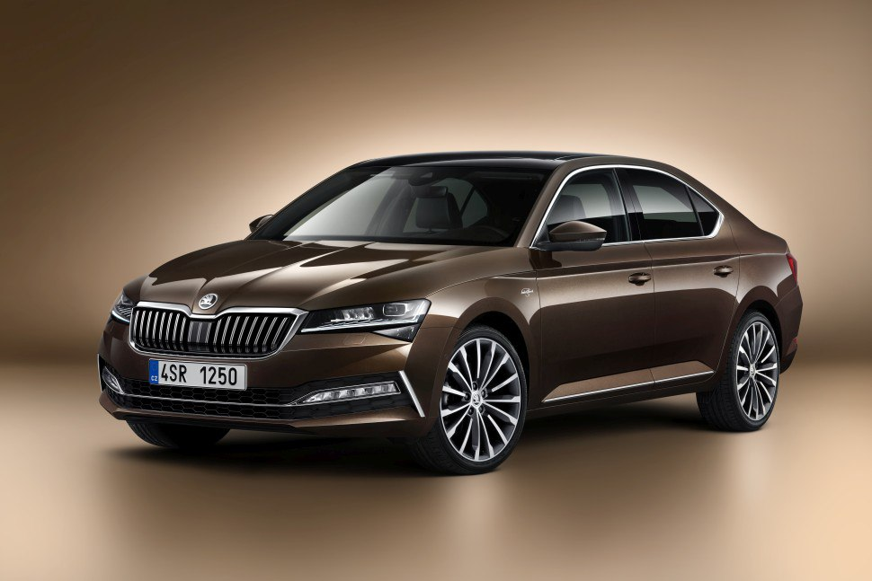 Skoda Superb Technical Specs Fuel Consumption Dimensions