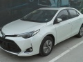 Technical specifications and fuel economy of Toyota Levin