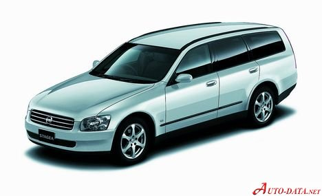 1996 Nissan Stagea - Photo 1