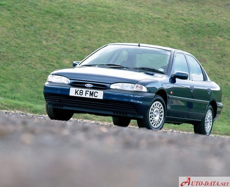 Ford Mondeo Sedan I - Fotografie 1