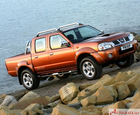 1998 Nissan Navara II (D22) - Photo 1