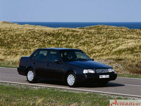 Volvo 460 L (464) - Technical Specs, Fuel consumption, Dimensions