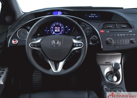 honda civic 5d viii