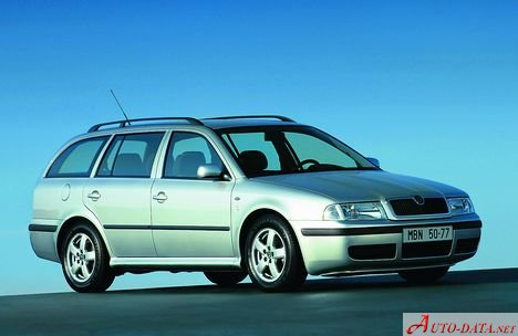 1996 Skoda Octavia I Combi Tour - Photo 1