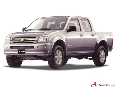 Chevrolet Luv D Max 35i V6 197 Hp Technical Specifications