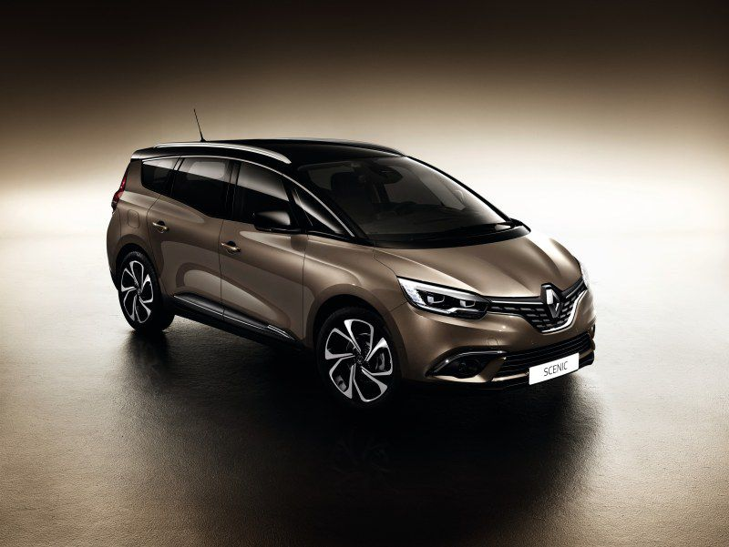 2016 Renault Grand Scenic IV (Phase I) - Photo 1