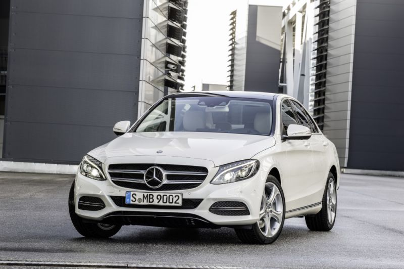 Mercedes-Benz C-class (W205) C 400 (333 Hp) 4MATIC 7G-TRONIC - Tekniske data, Forbruk, Dimensjoner