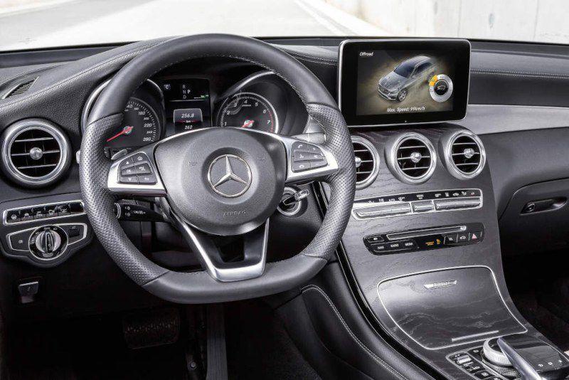 Mercedes  Gld Noir