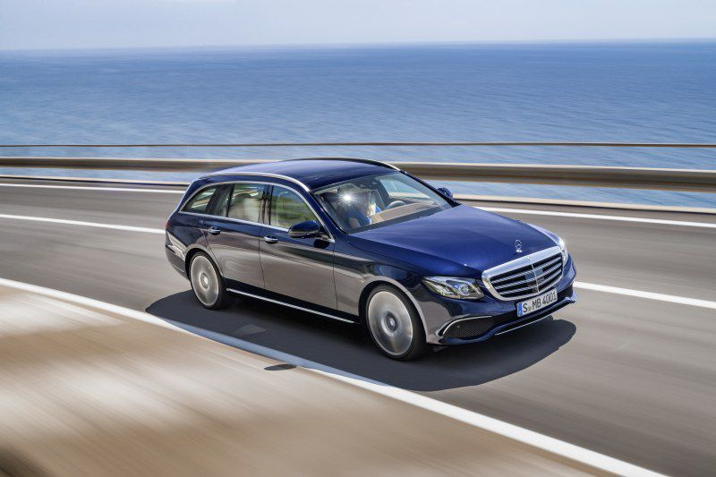2016 Mercedes-Benz E-class T-modell (S213) - Photo 1