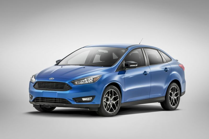 2014 Ford Focus III Sedan (facelift 2014) - Fotografie 1